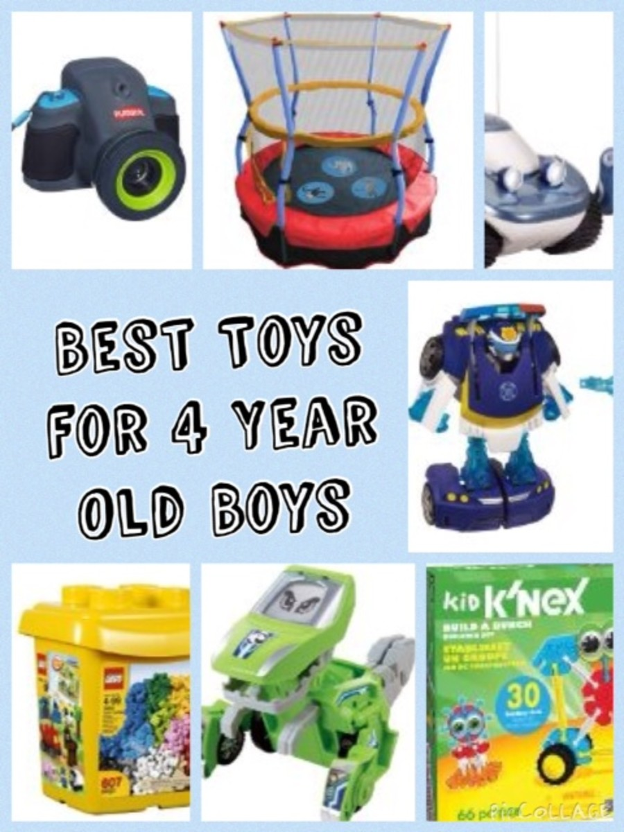 Toys For Boys 2 4 : Best toys for a year old boy hubpages
