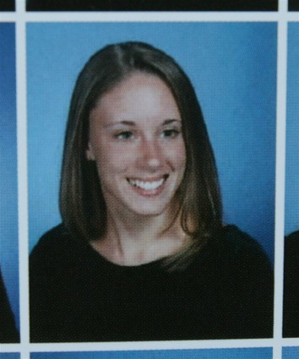 Casey Anthony, Colonial H.S., 2004