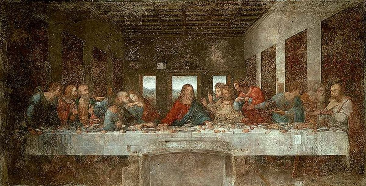 The Last Supper and The Holy Grail