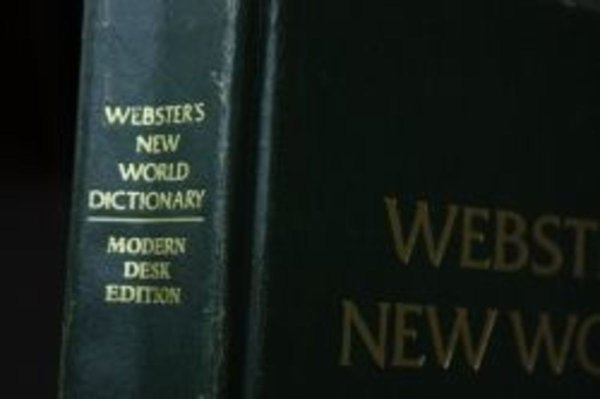 Celebrate National Dictionary Day!