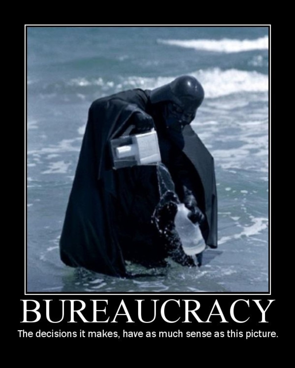 HEALTH CARE BUREAUCRACY?
