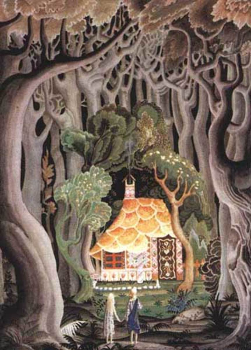Psychological Symbols of Hansel & Gretel