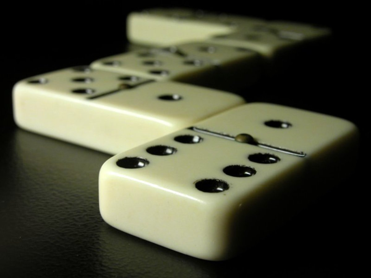 How to Play the Game of Jamaican Dominoes