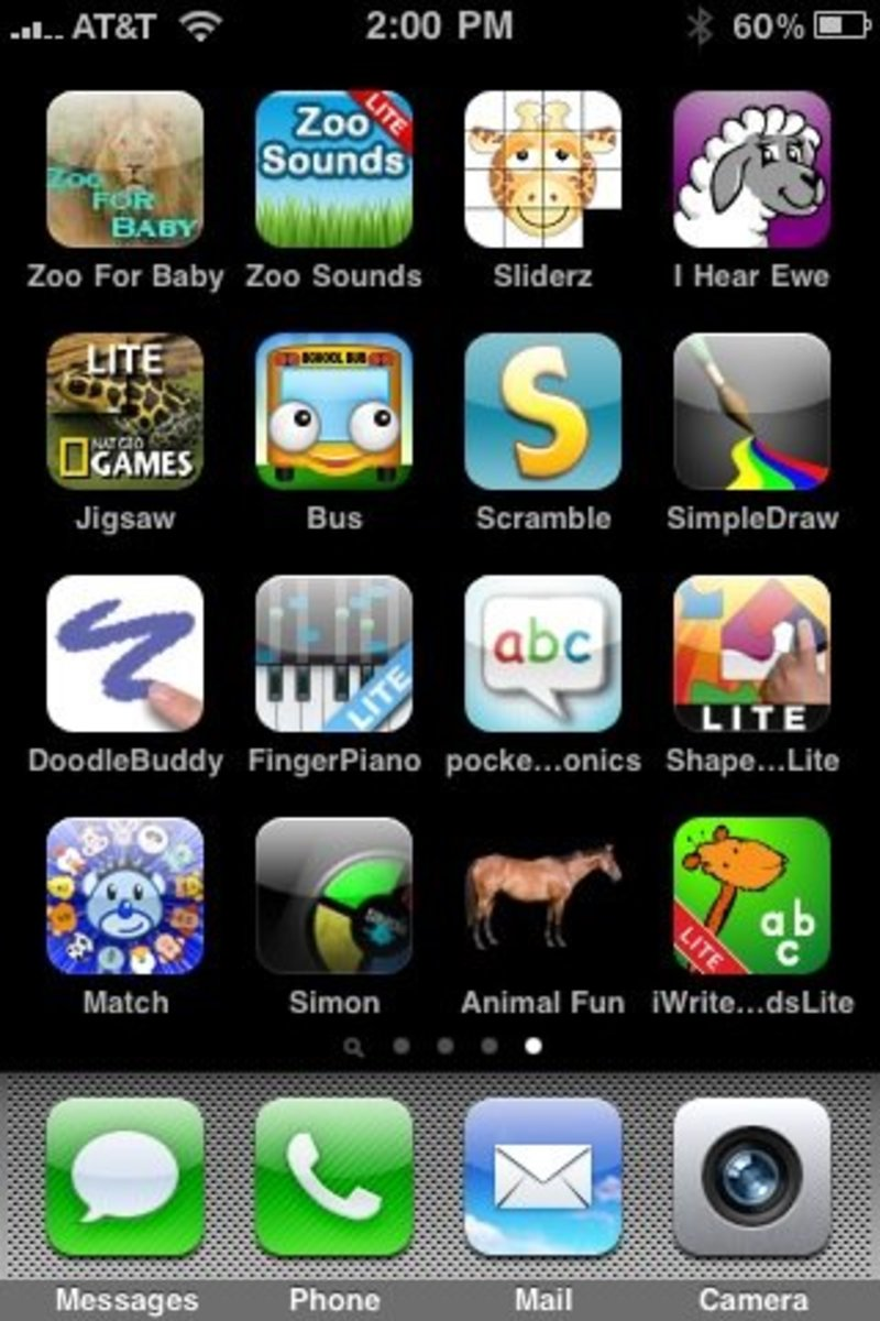 iphone good apps