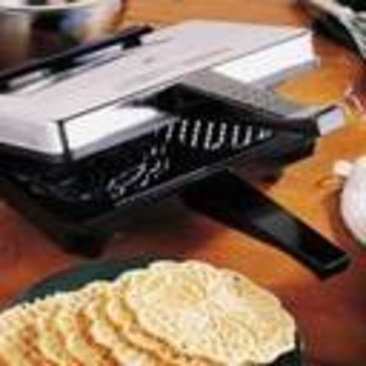 Full Size Pizzelle Iron