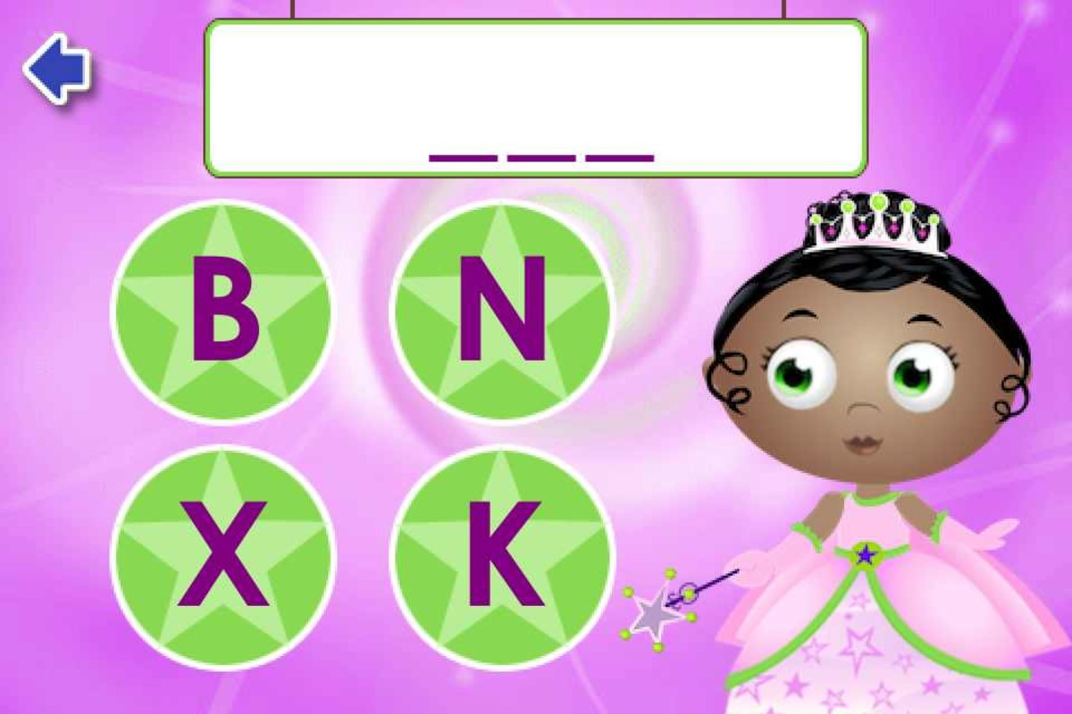 Our New Favorite App:  SUPER WHY!