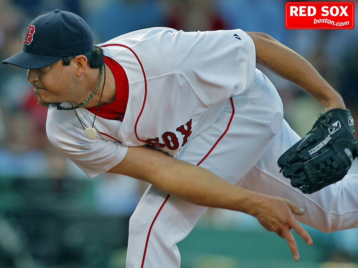 JOSH BECKETT 20 GAME WINNER FOR 2007 WORLD SERIES WINNERS THE BOSTON RED SOX