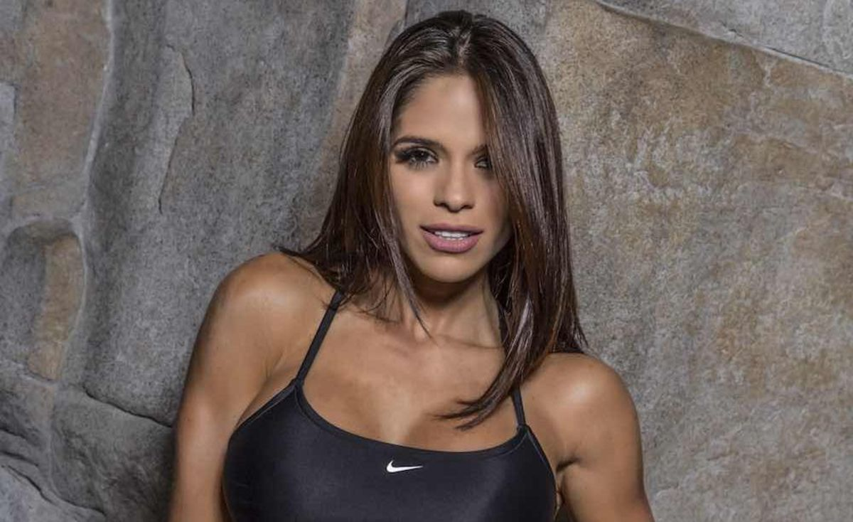 Michelle Lewin - Female Fitness