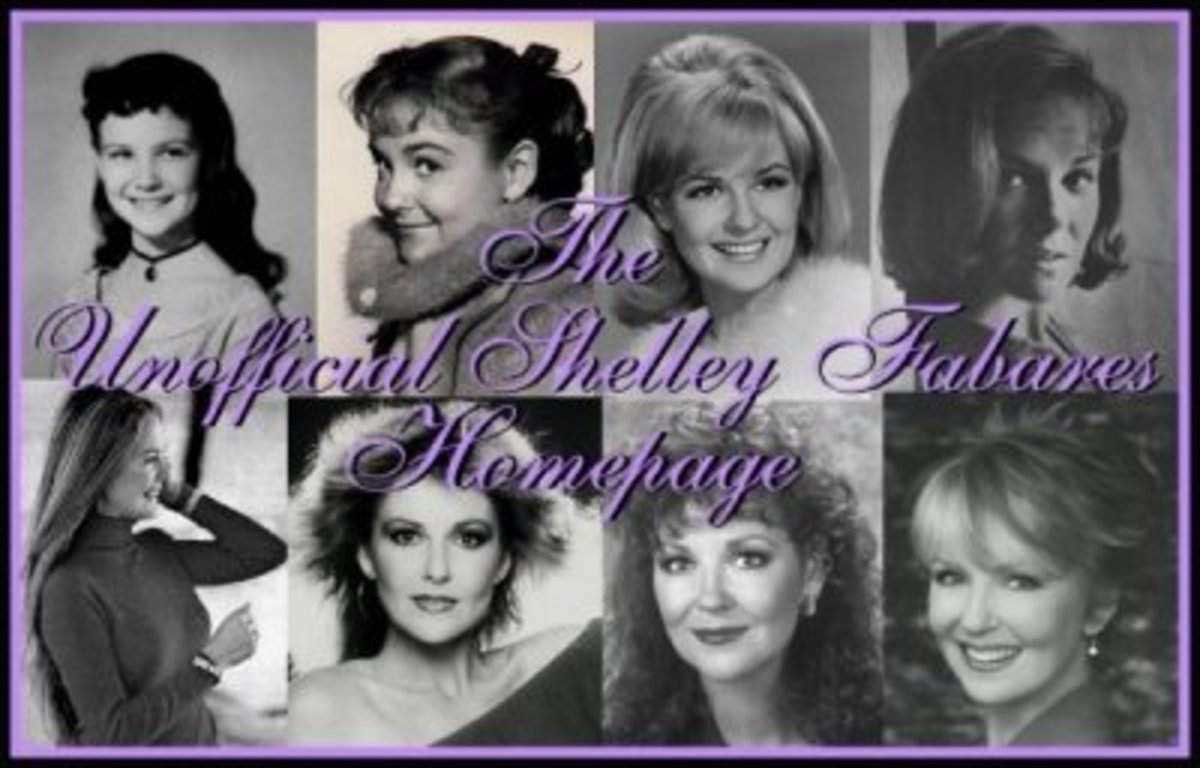 Shelley Fabares Through the Years