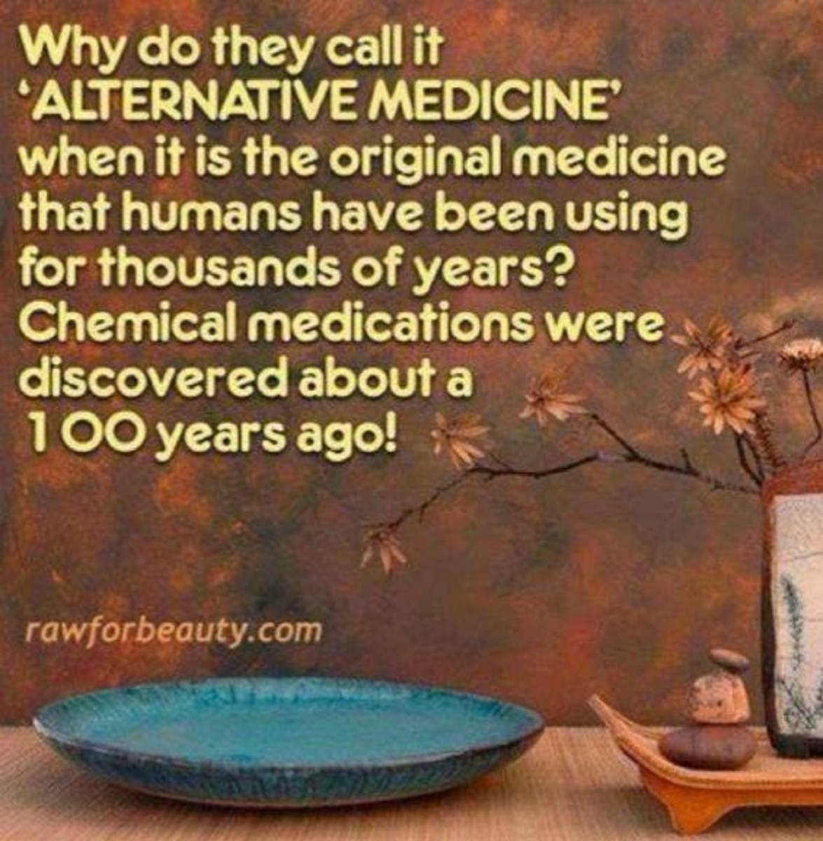 conventional-vs--natural-medicine