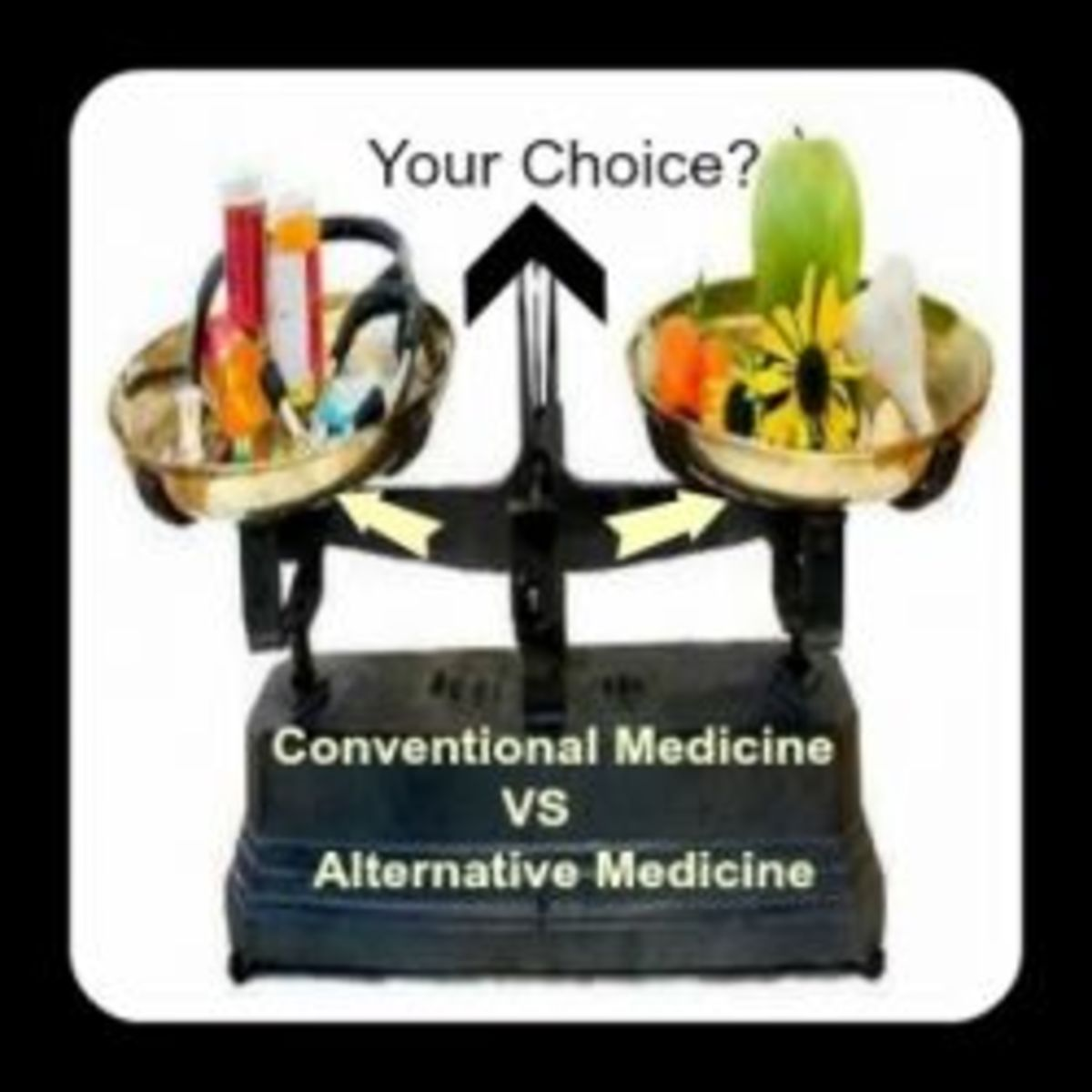 Conventional VS. Natural Medicine