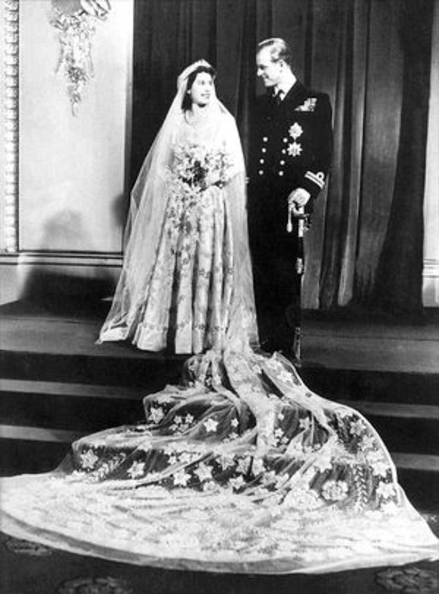 Princess Elizabeth And Phillip