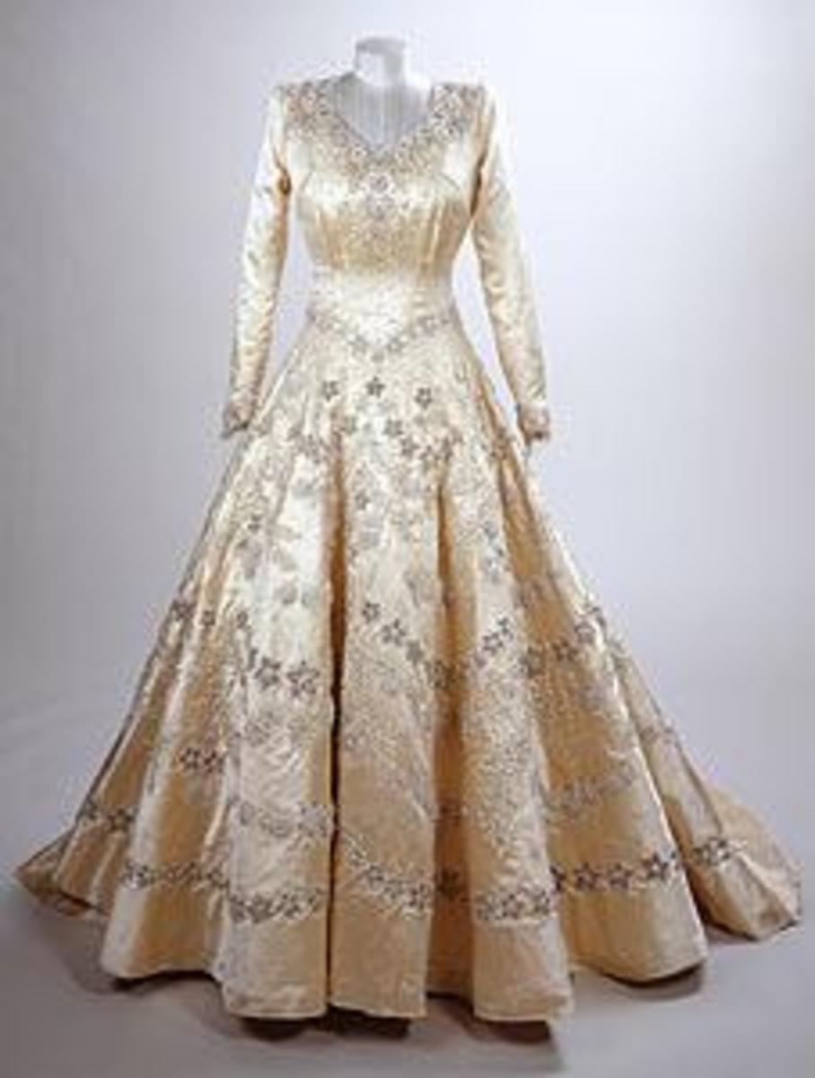 Elizabeth's Gown