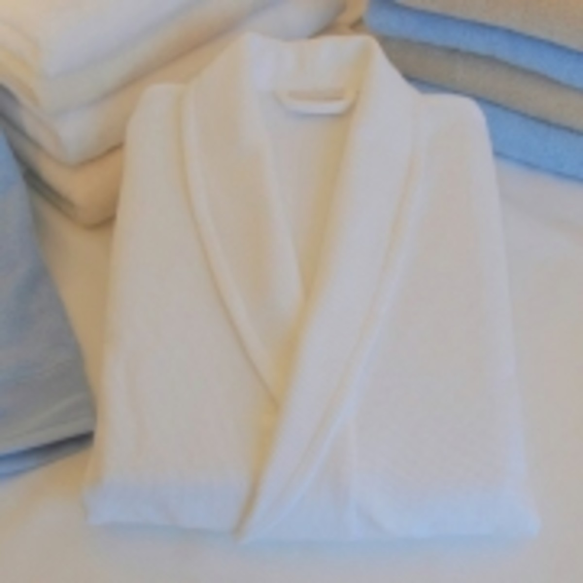 The Fine Cotton Company - Verona Organic Towelling Robe
