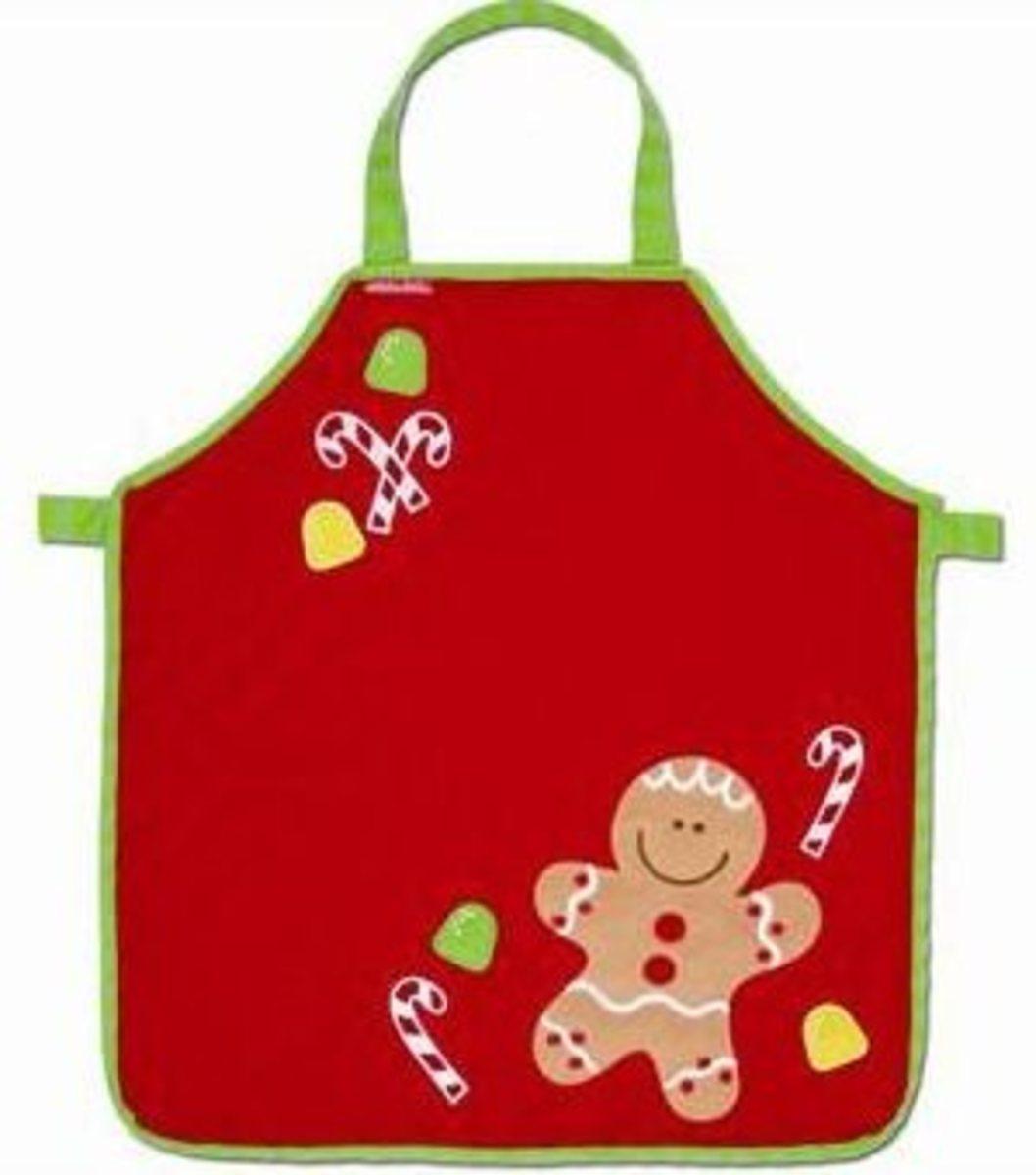 Gingerbread Aprons