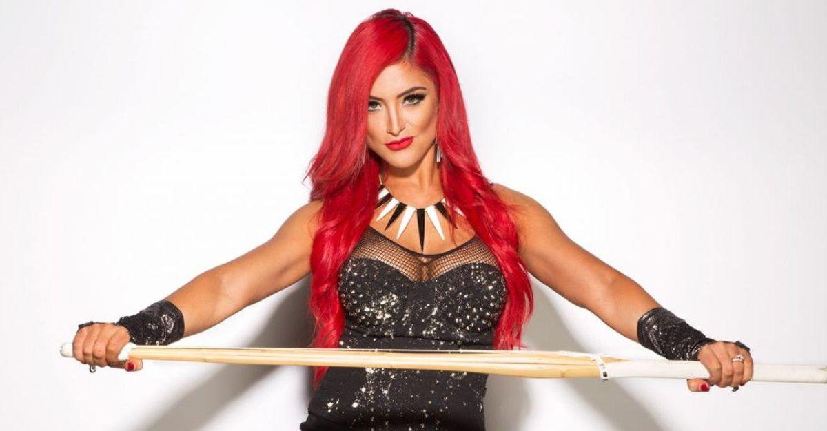 WWE Diva Eva Marie
