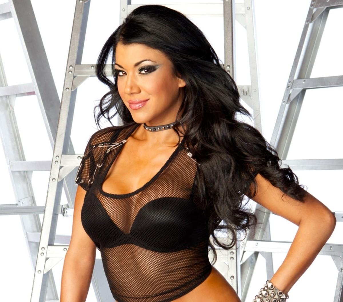 Rosa Mendes (WWE Diva)