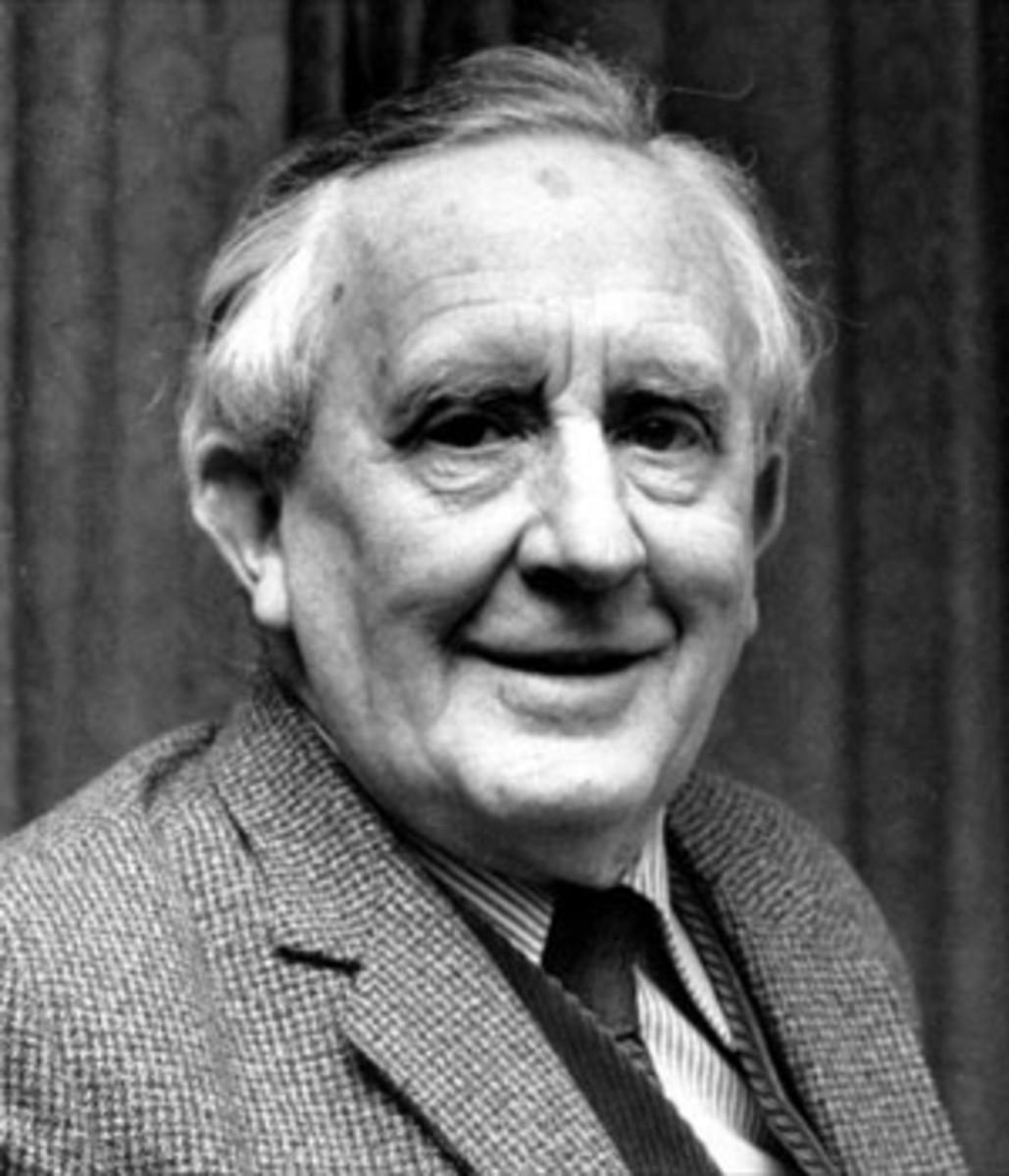 The Theology of JRR Tolkien as Seen through Lord of the Rings