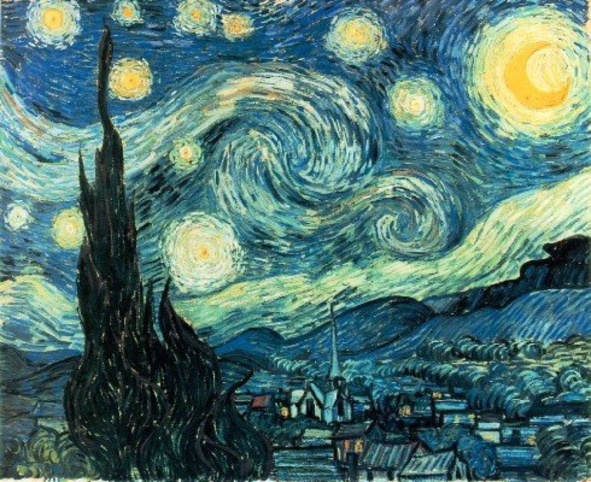 My 50 Favorite Art Masterpieces of All Time