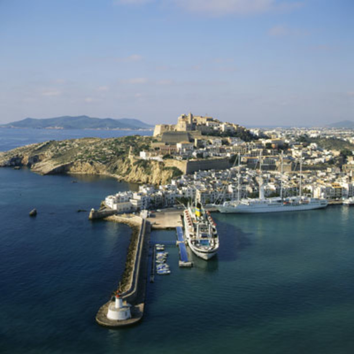 Abrigo dock, Ibiza