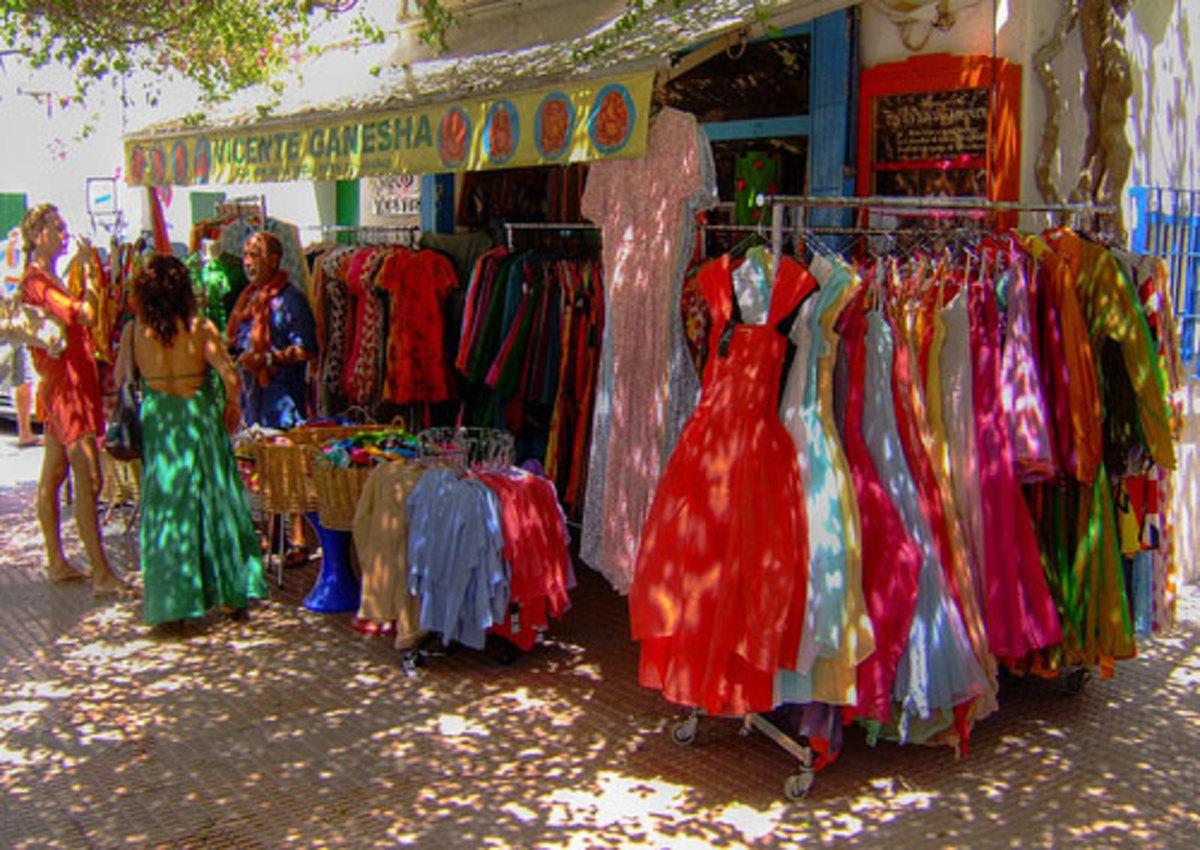 Ibiza Street Market