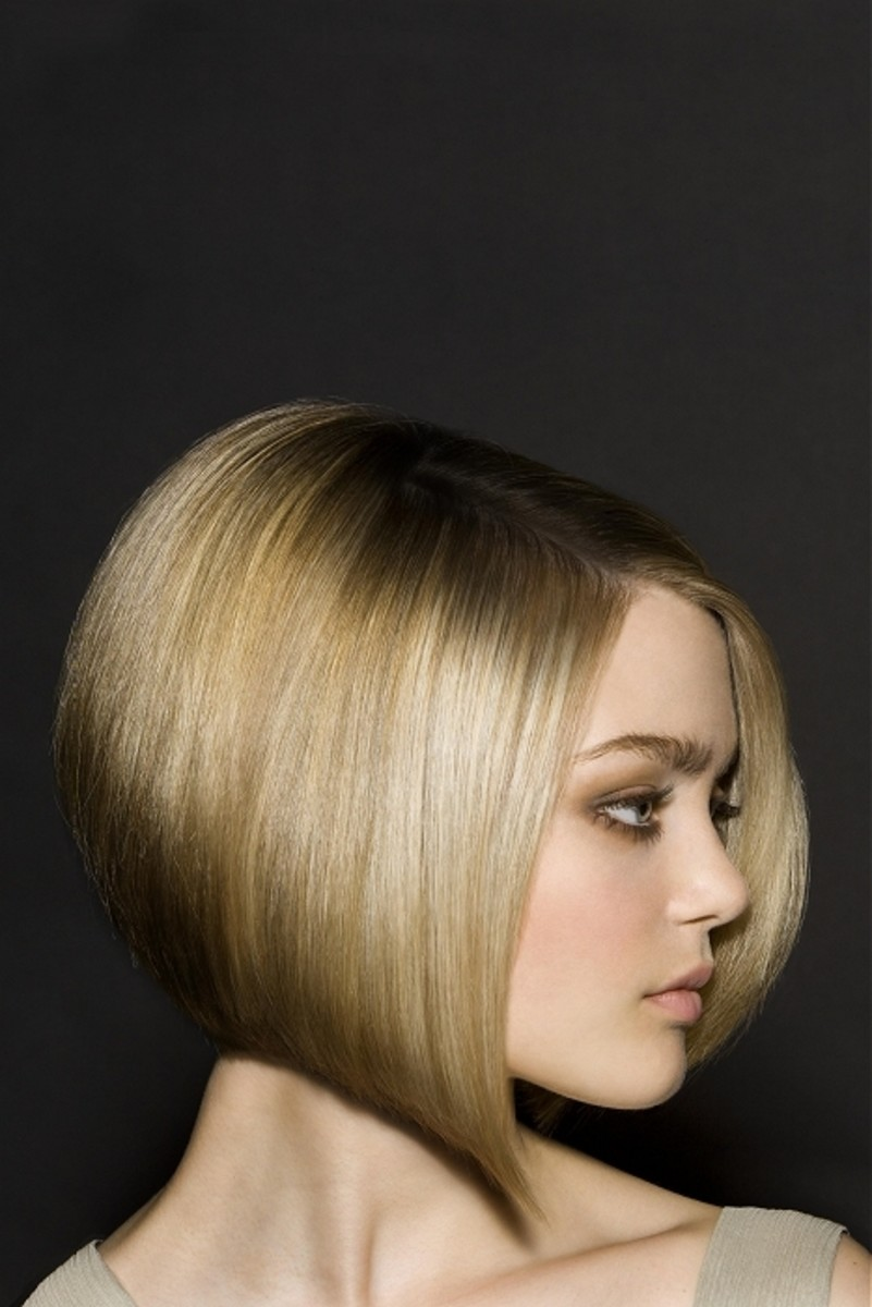 2015 spring summer inverted bob haircut styles