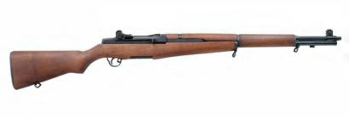 "M-1 Garand, ""G.I.'s best friend"""