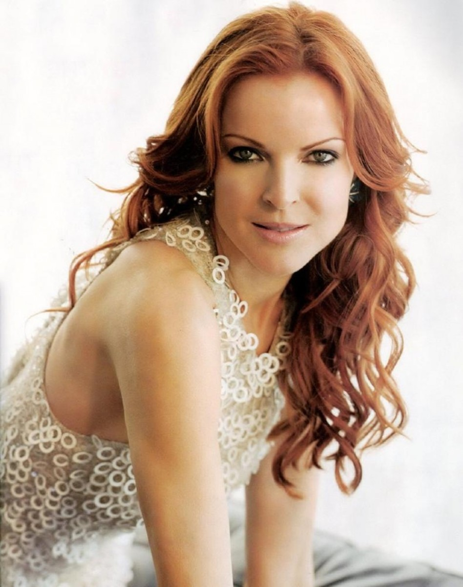 Beautiful Women Over 40 - Marcia Cross