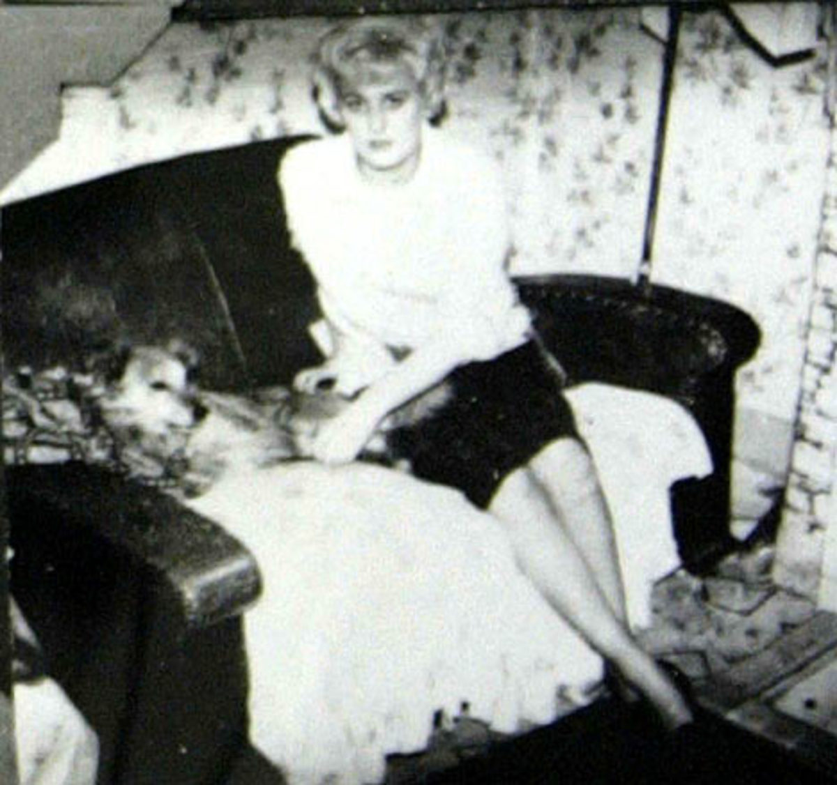 Ted Evans Photography: Ian Brady And Myra Hindley, The Moors Murderers