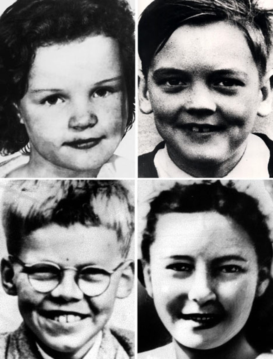 The children they murdered