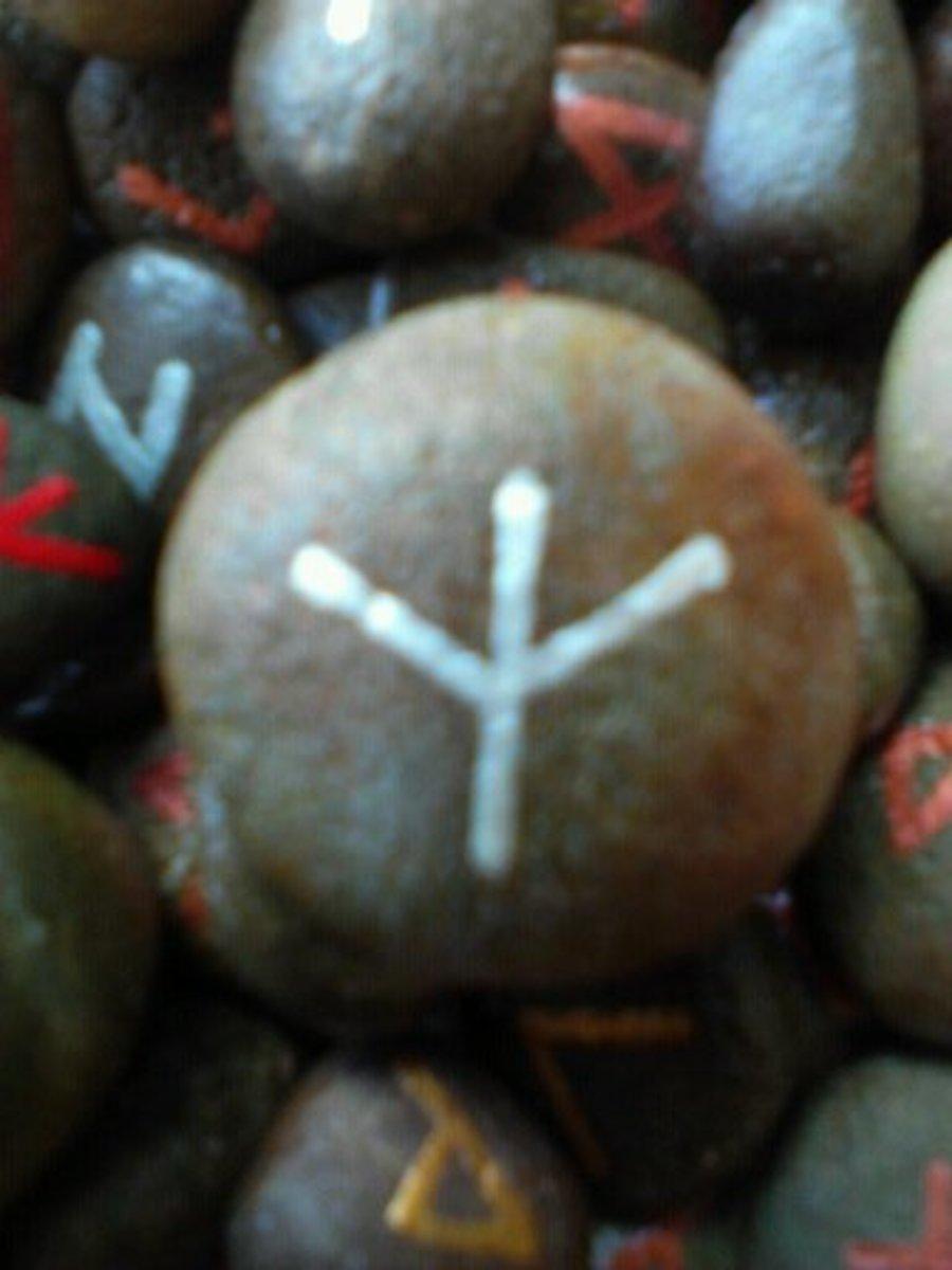 algiz-rune