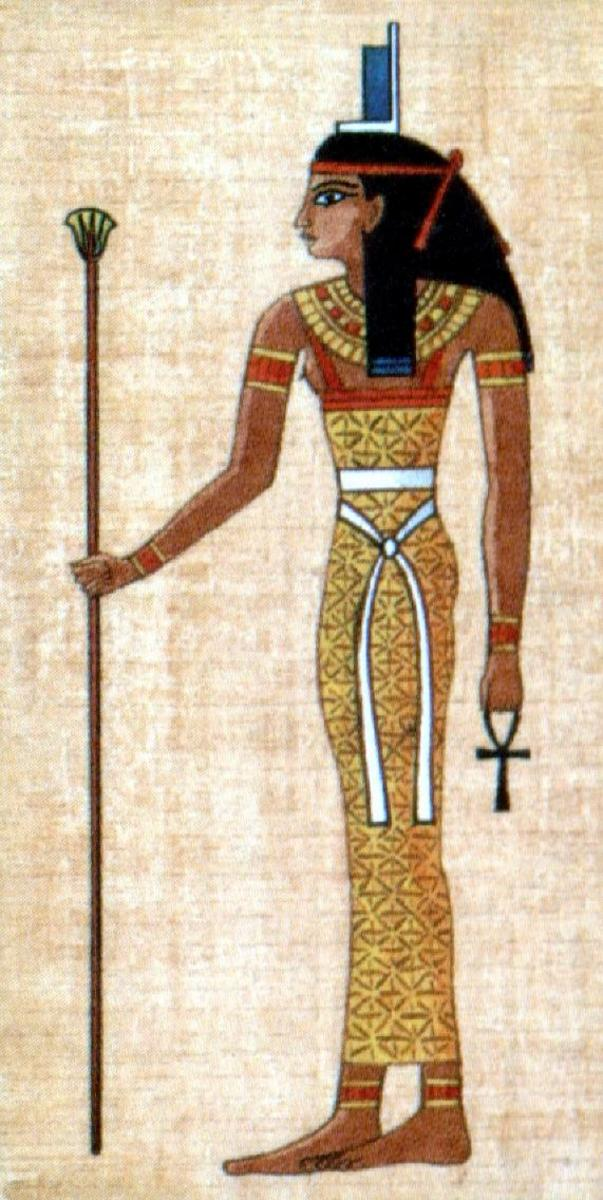 Egyptian Goddess, Isis