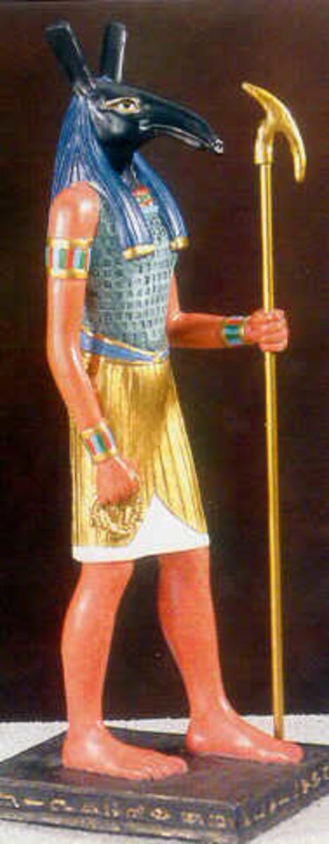 The Egyptian God Seth