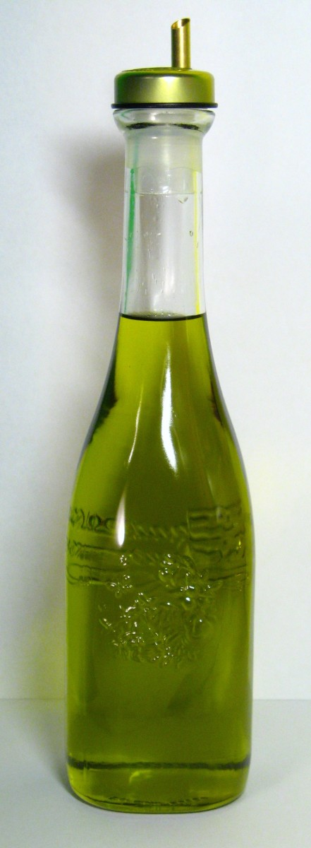 Italian Olive Oil Wikimedia Commons