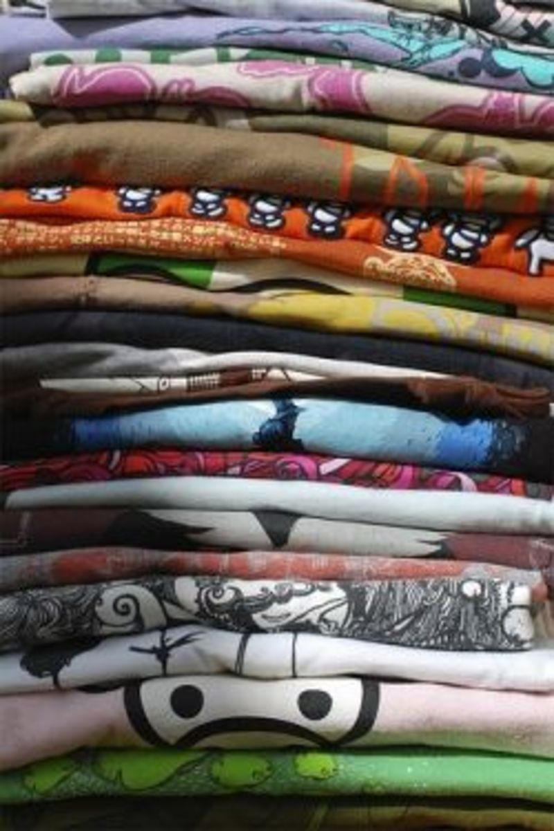 recycle-t-shirts