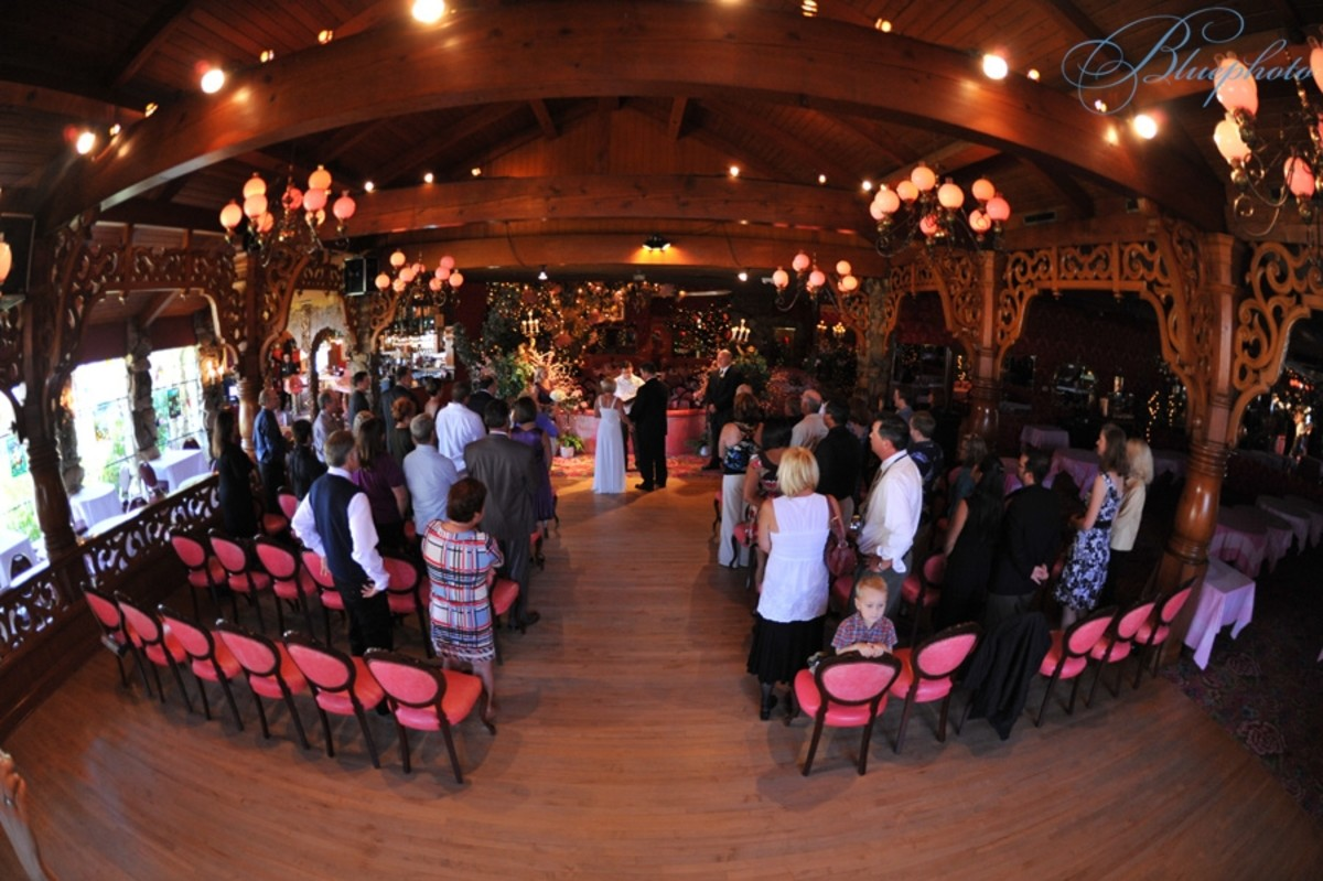 Best Dance Floor Around - Madonna Inn