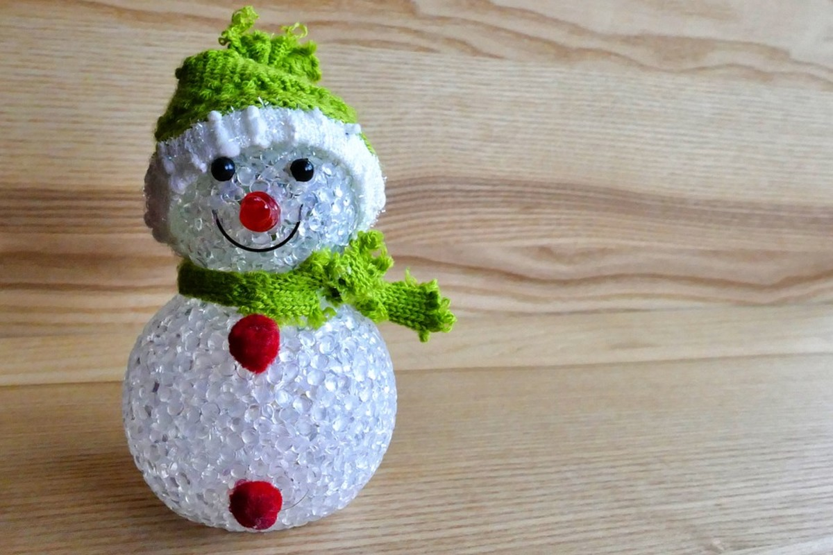 Adorable Snowman Projects