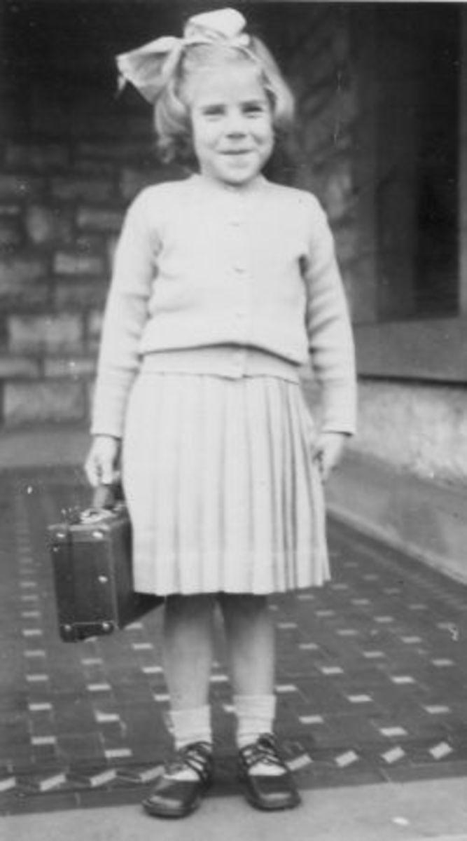 Schooldays Downunder - Australia in the 1950s
