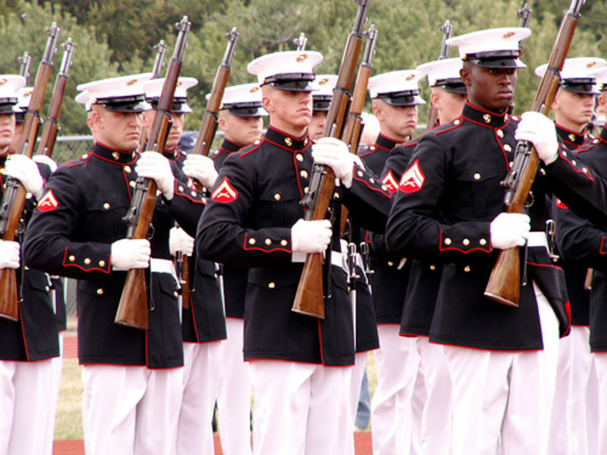 Join the Marine Corps