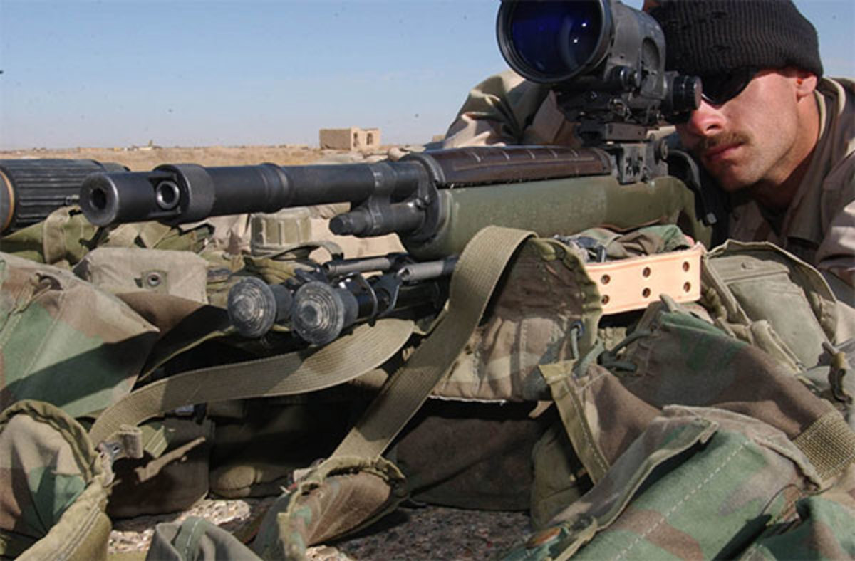 Force Recon/Scout Sniper