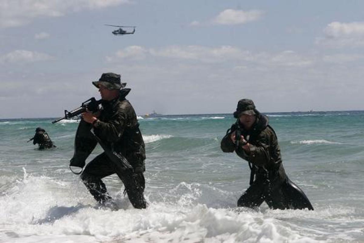 Marine Force Recon