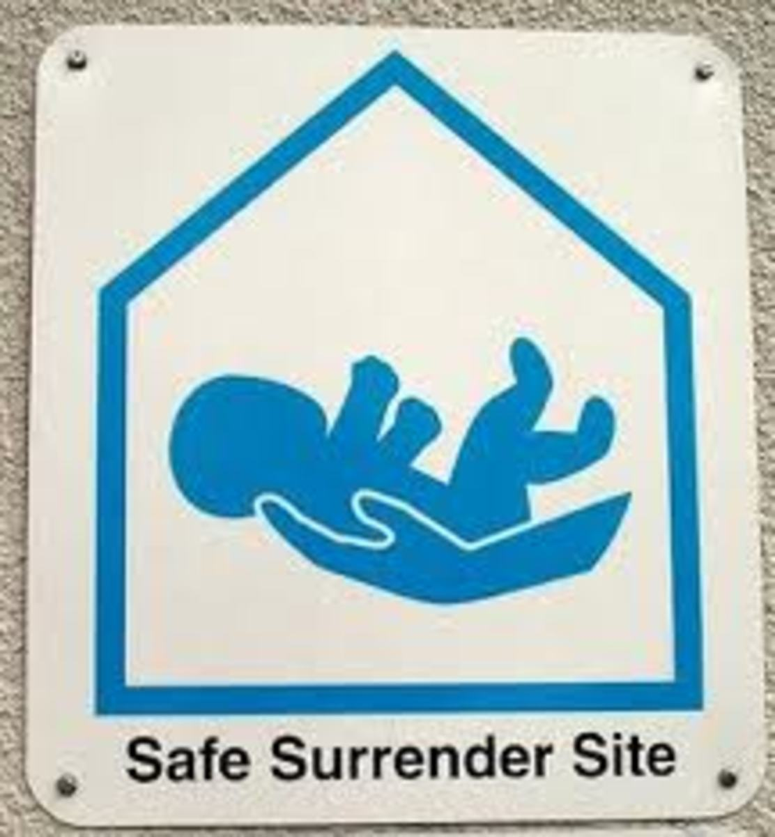 a safe surrender site in the US
