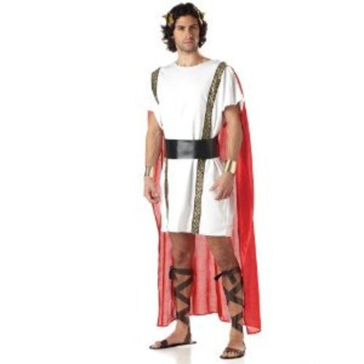 Hottest Hallweencostume for couples - Greek God and Goddess