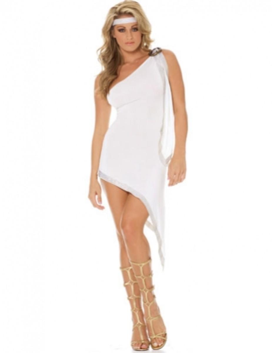 Athena Warrior Goddess  - Halloween 2011