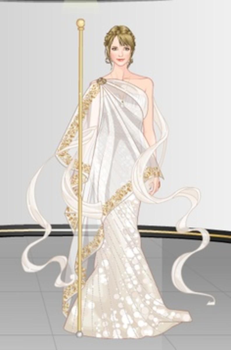 goddess-costume
