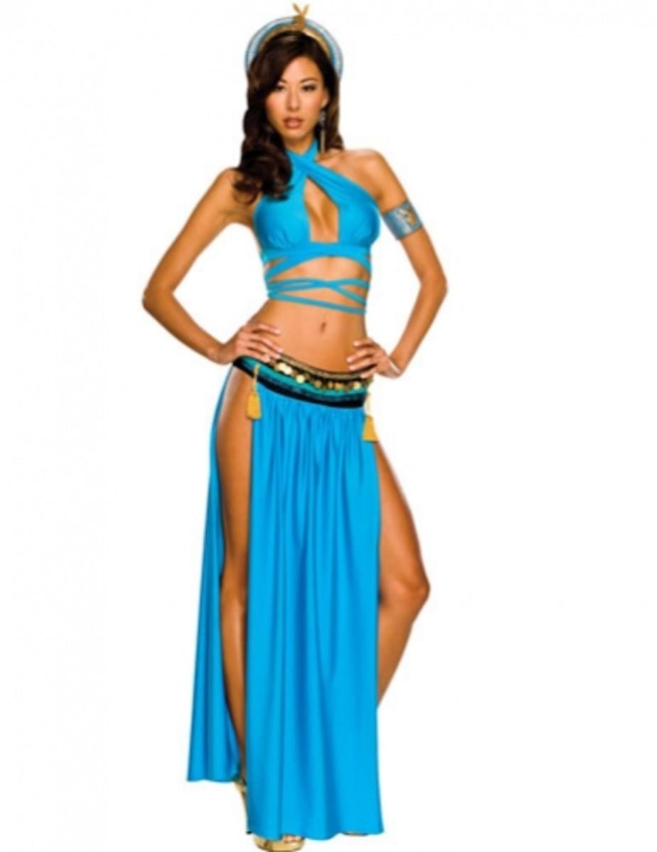 Womens Spartan Queen Costume