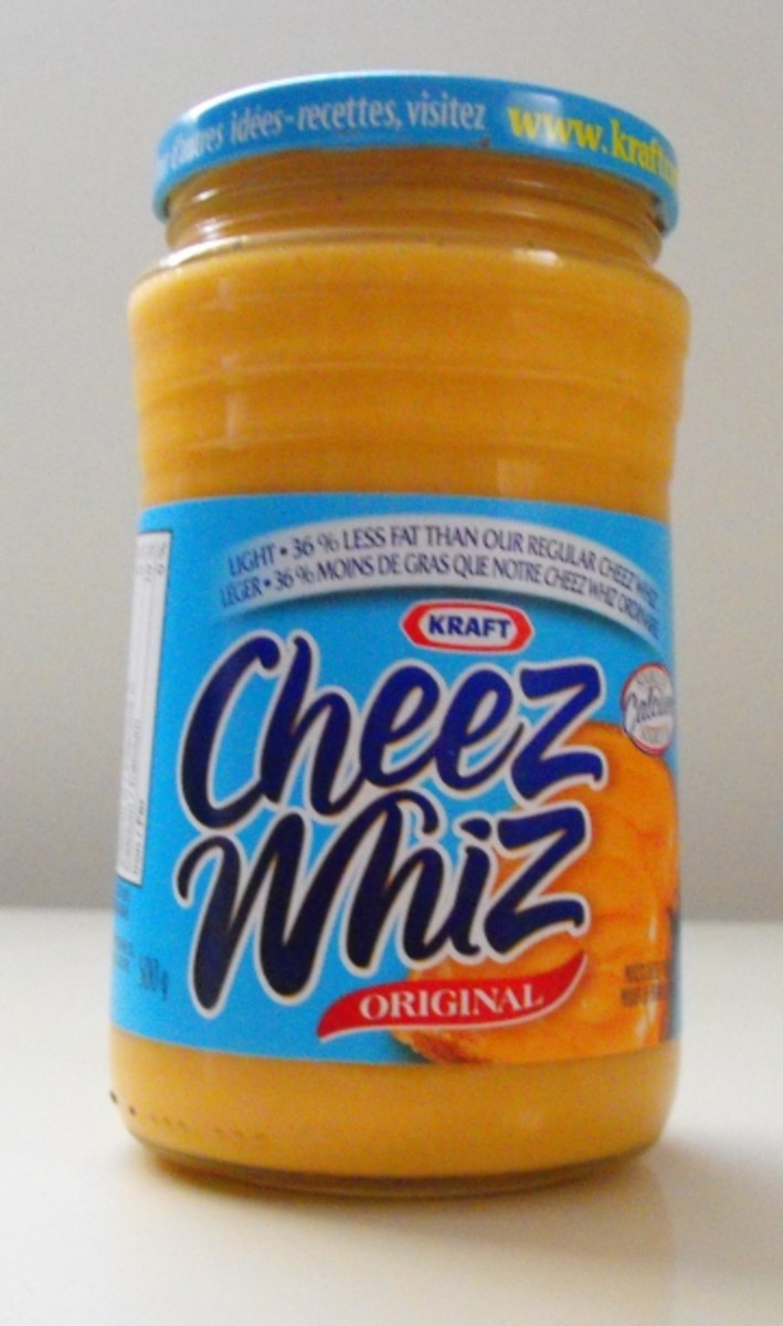 Are the Ingredients in Cheez Whiz as Healthy as Real Cheese?