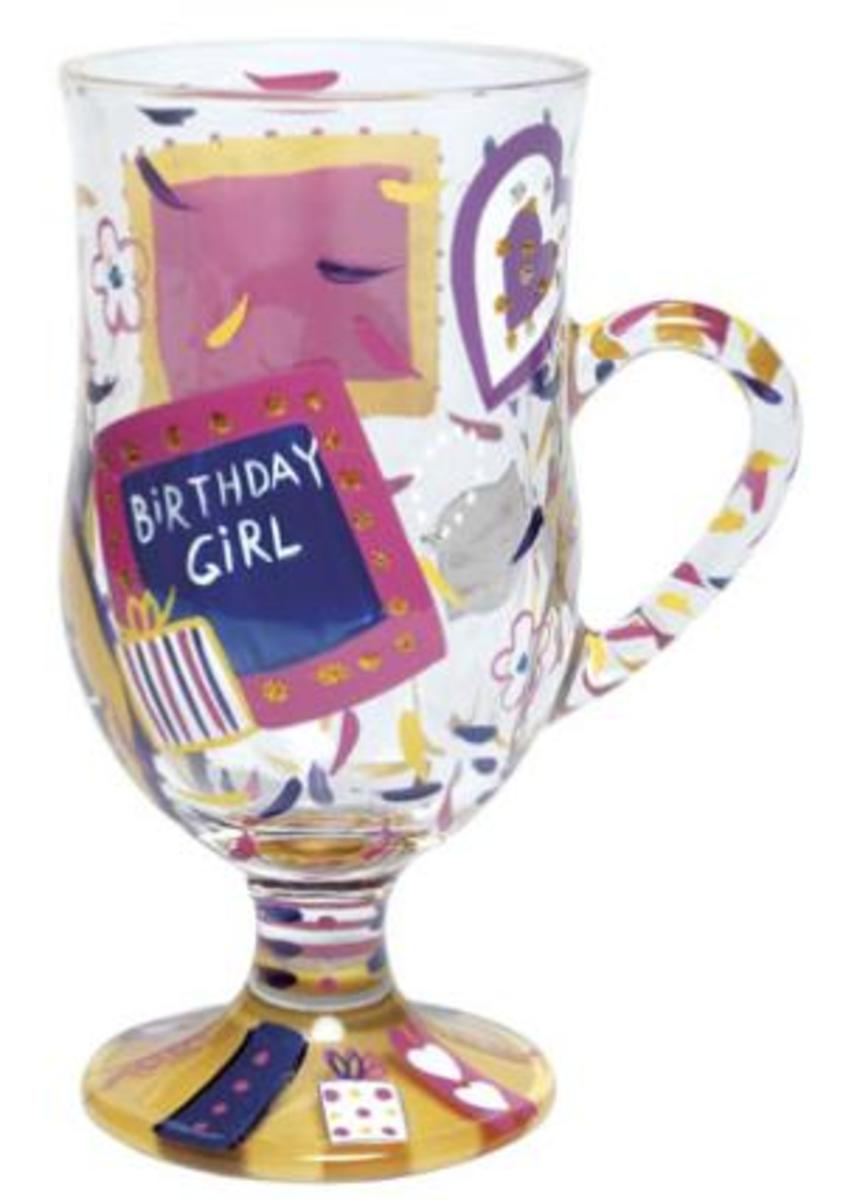 Birthday Girl Coffee Mug