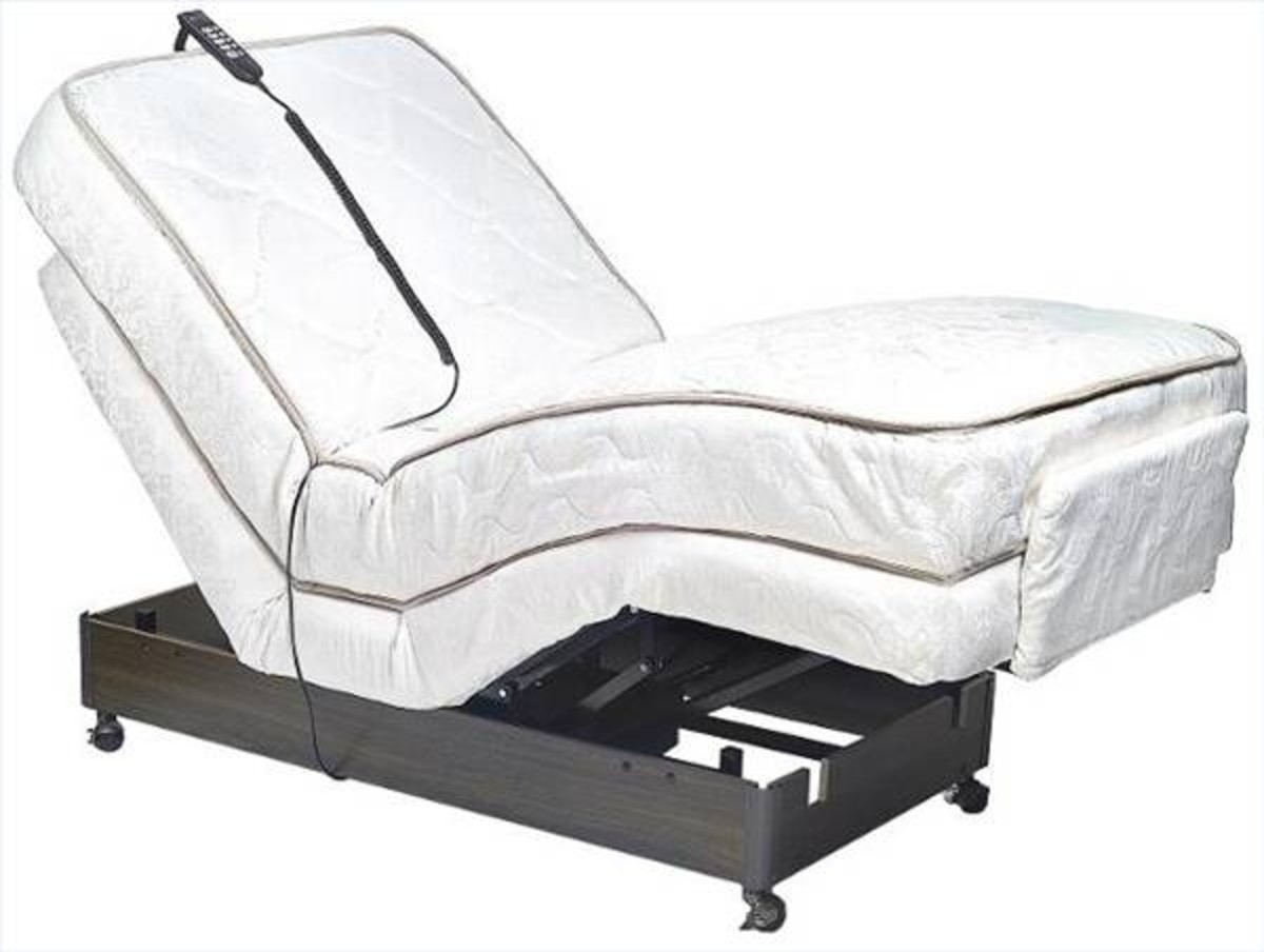Craftmatic Adjustable Twin Bed
