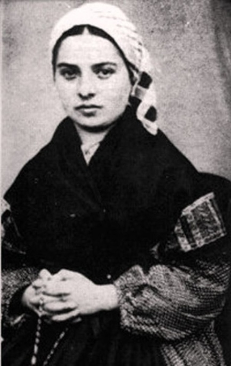 Bernadette Soubirous - A Young Girl's Vision Of The Virgin Mary The True Story Of The Miracle Of Lourdes
